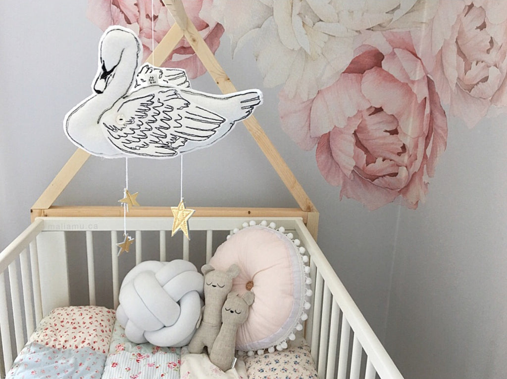 Room Tour: Naomi's & Malia's Simple and Feminine Shared Room