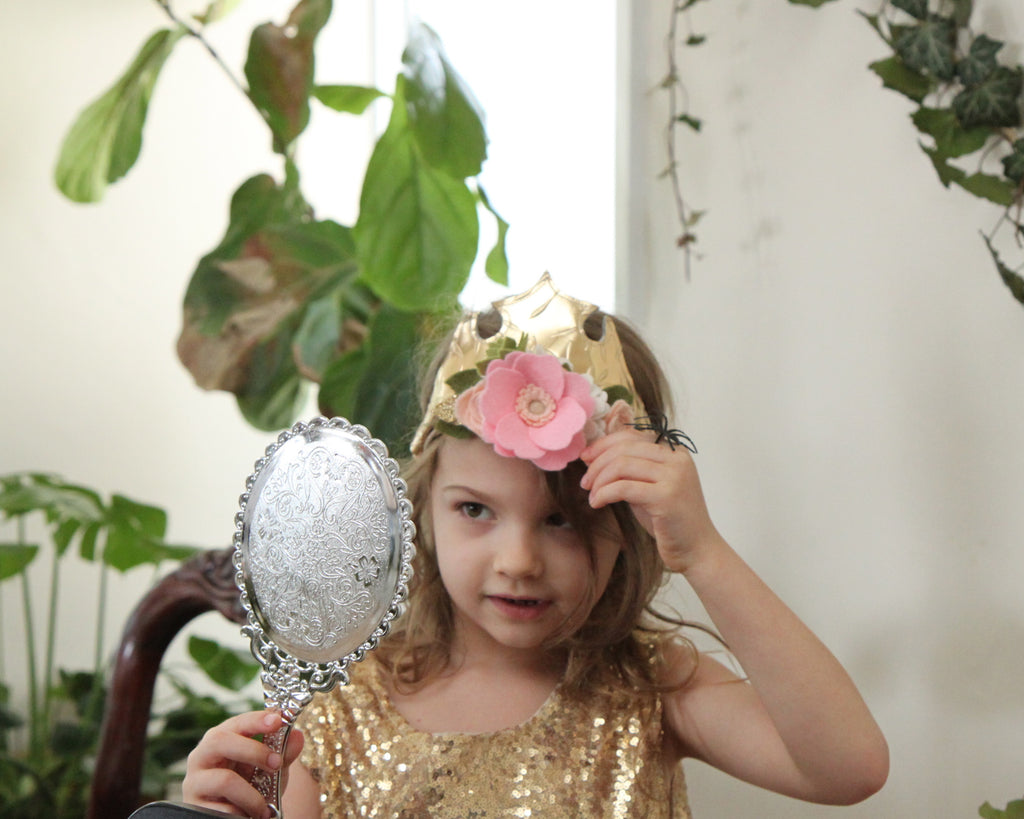 Floral Fairytale Birthday Party // Baby Jives Co Blog