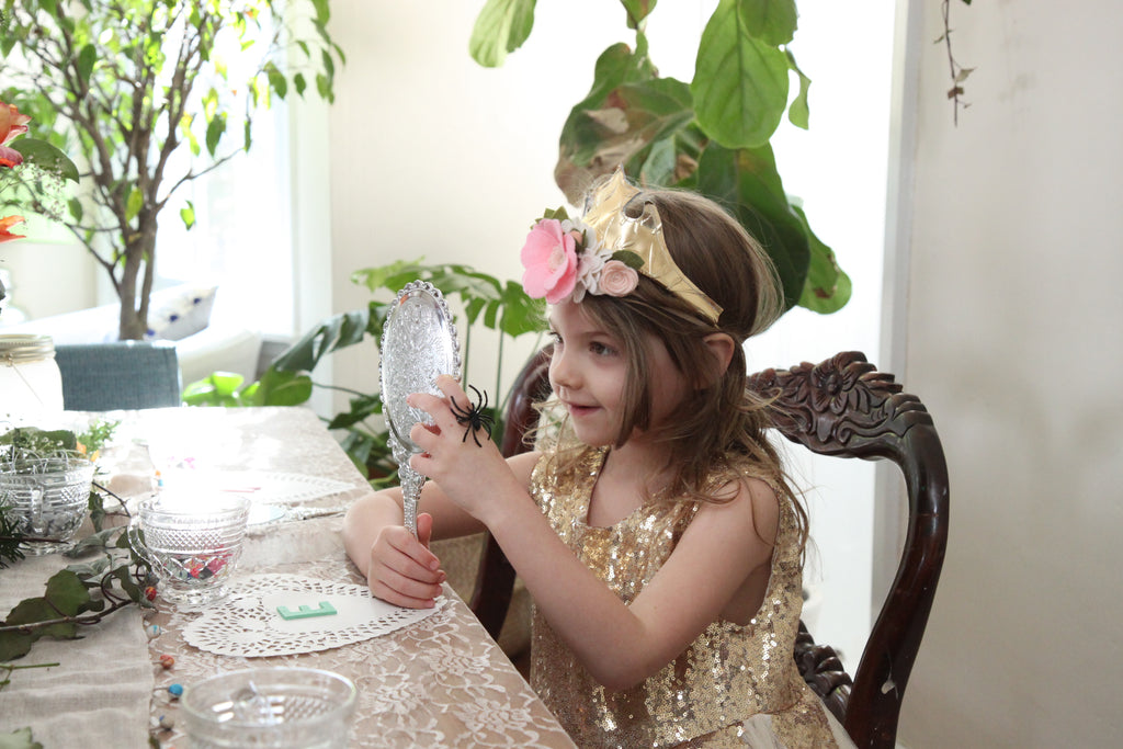 Fairy Tale Birthday Party // Baby Jives Co Blog