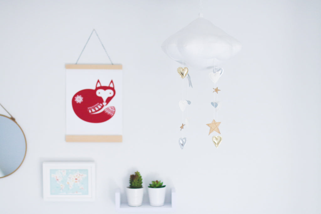 Cascading Cloud Mobile by Baby Jives Co