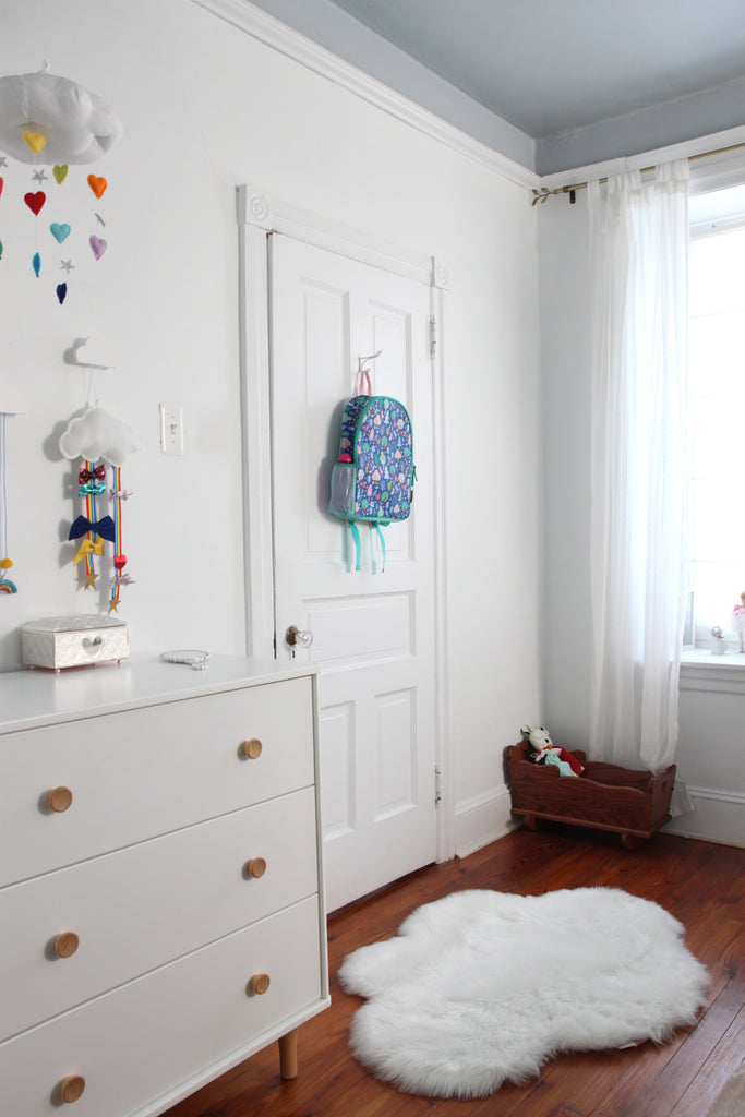 Elodie's Room Tour // Baby Jives Co