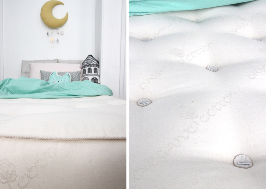 Sleep Lily Pure Start Non-Toxic Mattress Review