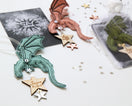 Dragon Keepsake Personalized - Baby Jives Co
