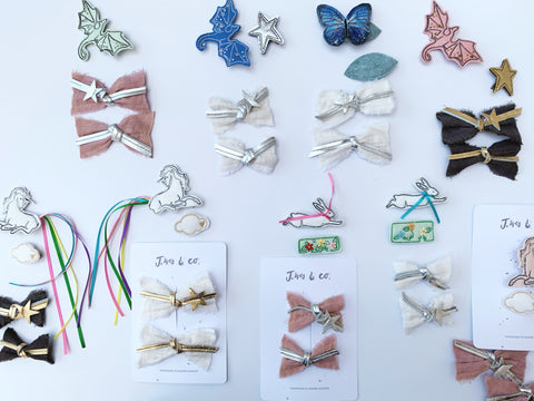 Hair Clip Sale Sets - Baby Jives Co