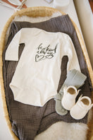 Be Kind Bodysuit Natural - Baby Jives Co