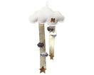 Cloud Hair Clip Holder Personalized - Baby Jives Co