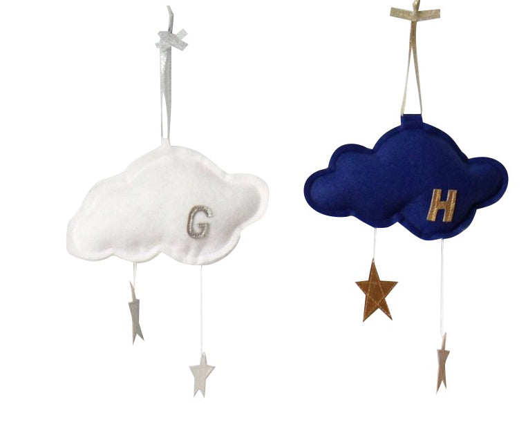 Mini Star Cloud Personalized - Baby Jives Co