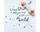 Create Organic Swaddle - Baby Jives Co
