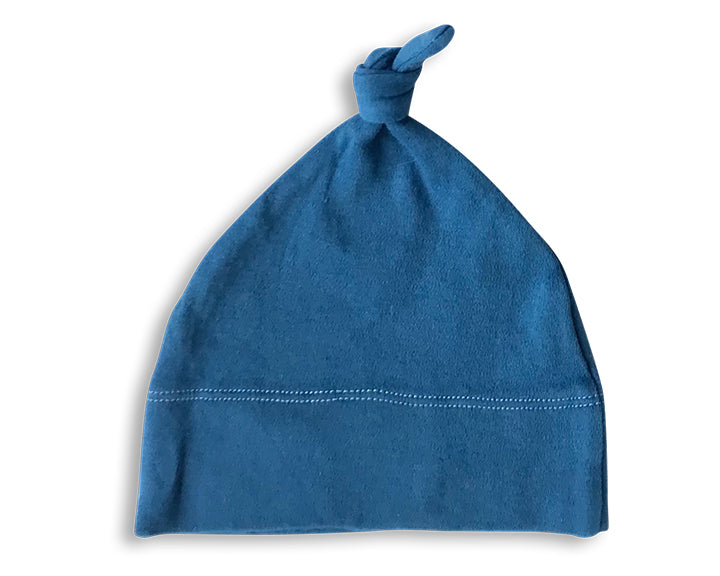 Indigo Baby Hat - Baby Jives Co