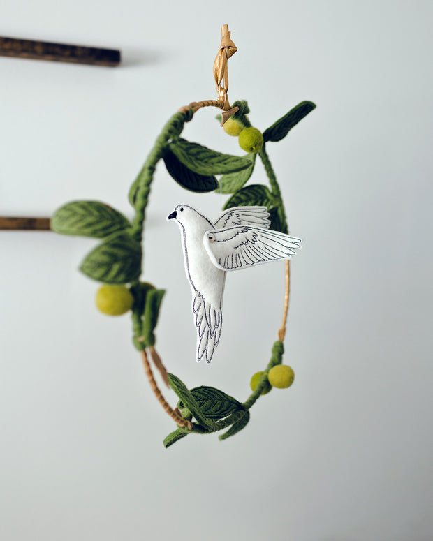 Dove and Olive Branch Mobile 1