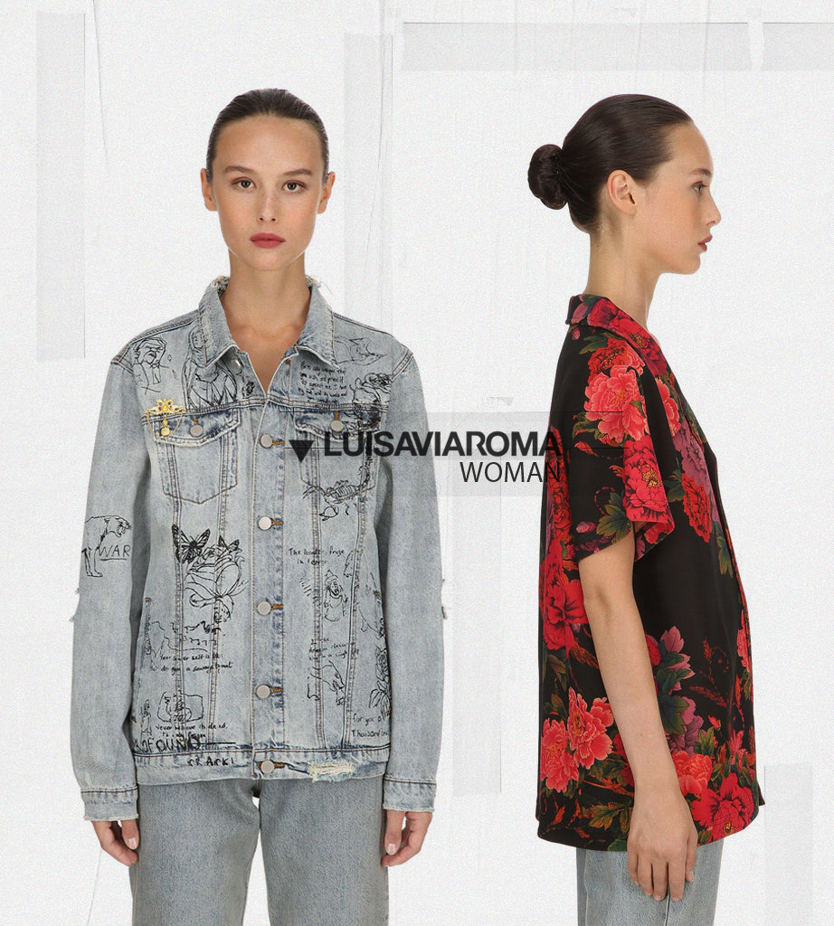 RETAIL | LUISAVIAROMA WOMAN