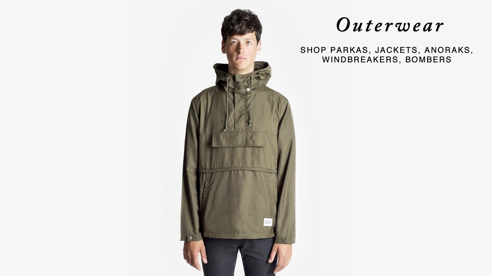 outerwear by profound aesthetic