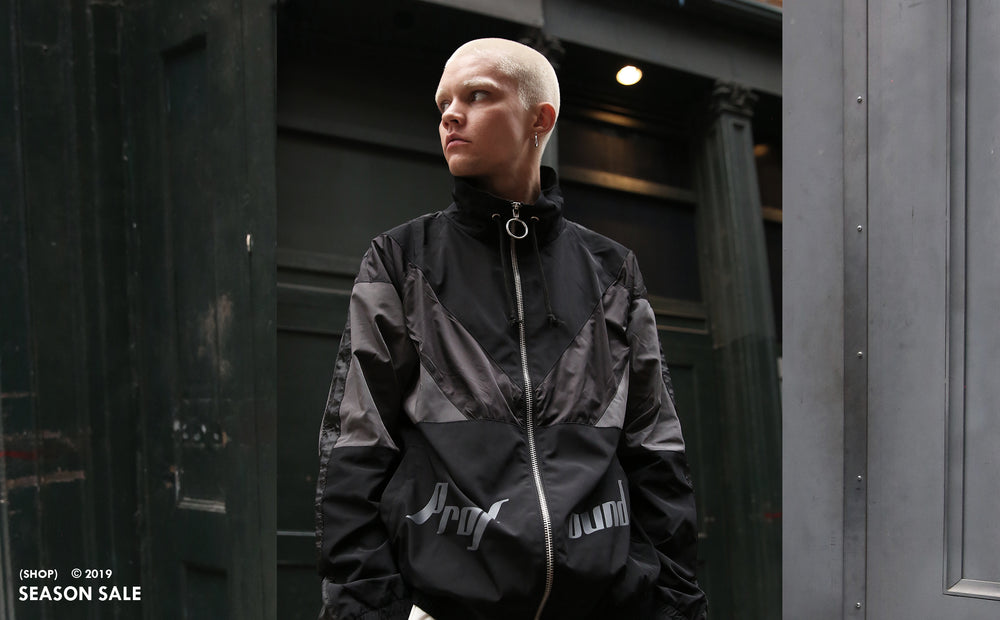Profound Windbreaker Jackets