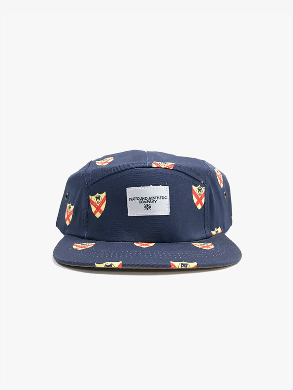 Archives | Ivy Seal Five Panel: Navy