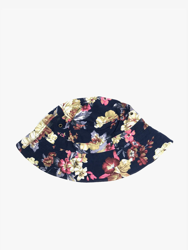 Archives X-Small | Hibiscus Bucket Hat (4378689044551)