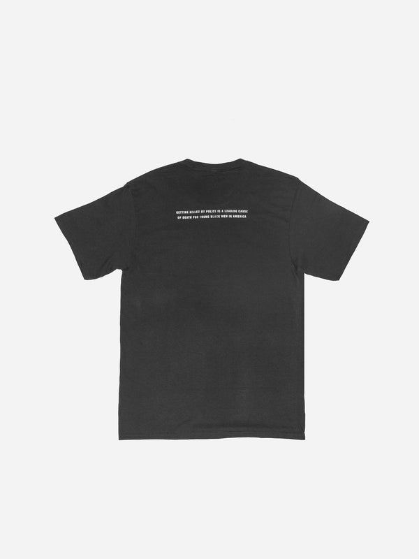 Failed System Graphic Tee in Black (4690573131847)