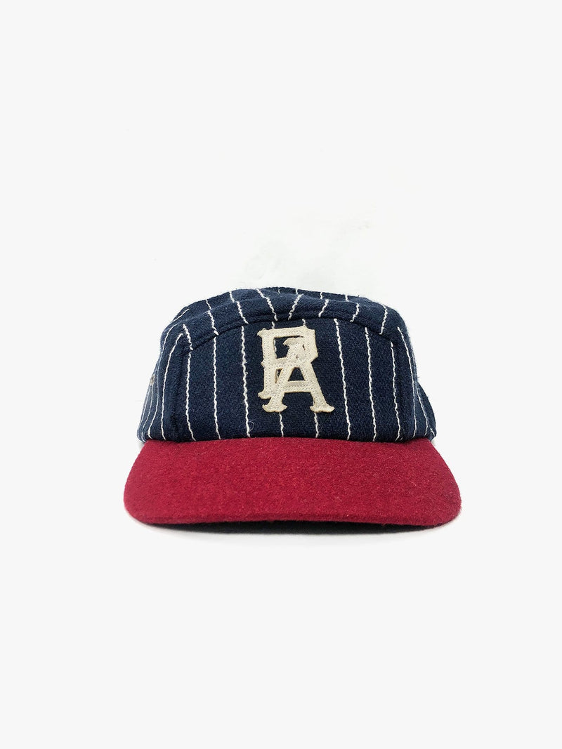 Archives | New England Five Panel in Navy/Red