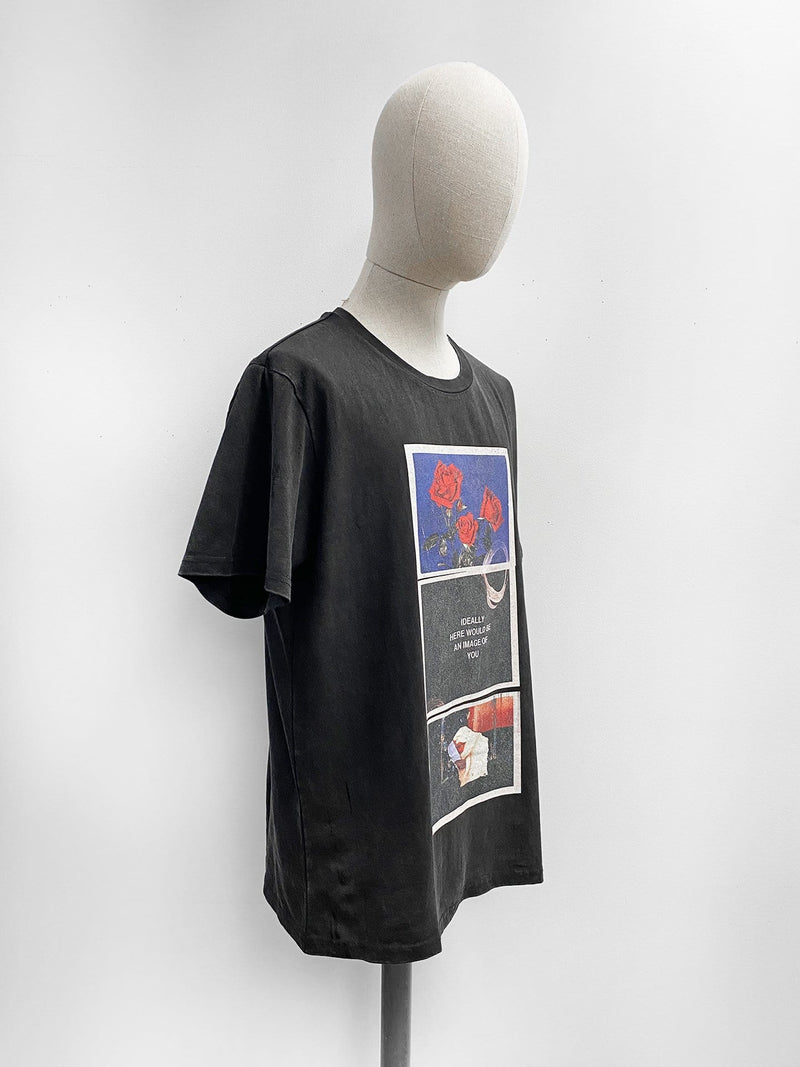 """Image Of You"" Tee in Vintage Black (4789627453511)"