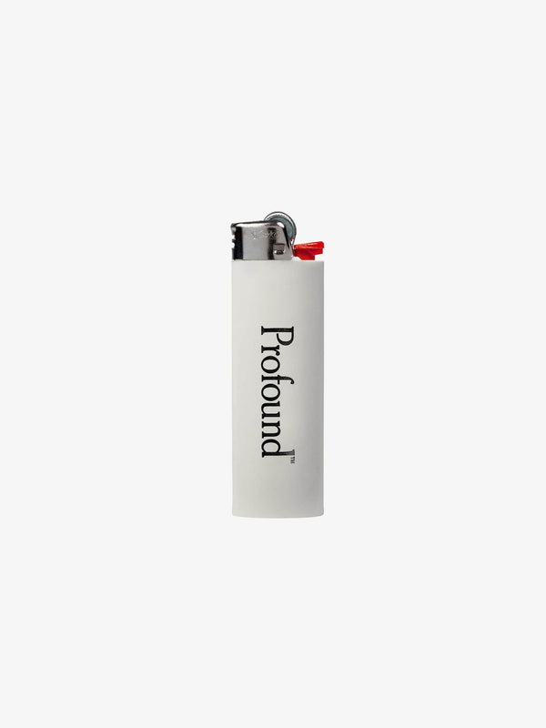 "White Logo ""Not Tonight, Dear"" Lighter"