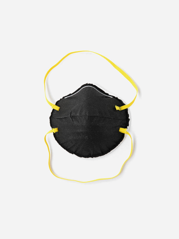 4 Pack | Respirator Face Mask in Black (6088614969534)