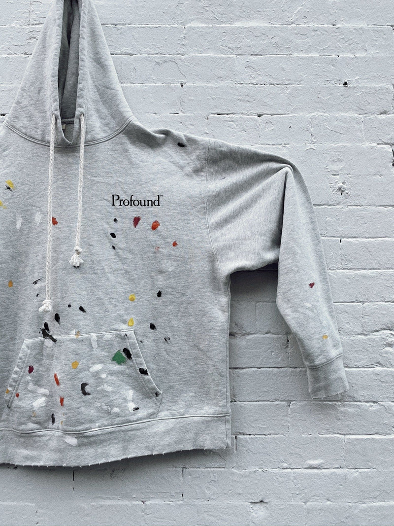 PRE-ORDER | Painter's Hoodie in Heather Gray (4864984252487)