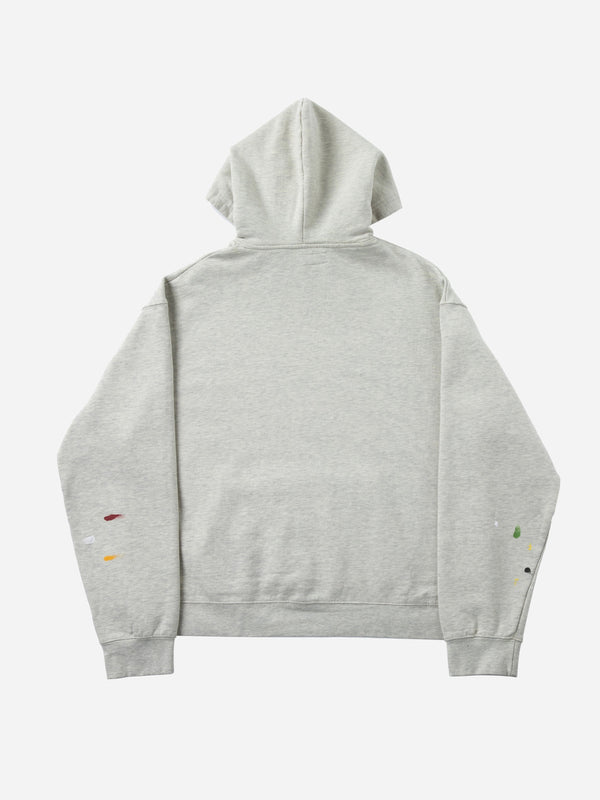 Painter's Hoodie in Heather Gray (4864984252487)