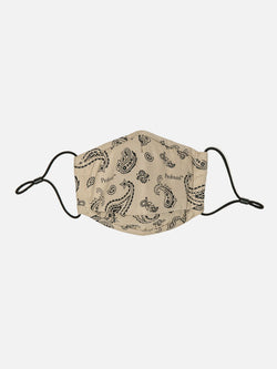 Triple-Layered Protective Bandana Sand Face Mask (4752716595271)