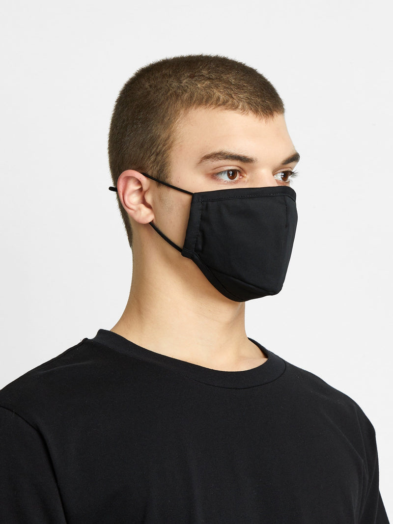 Triple-Layered Protective Face Mask (4653222723655)