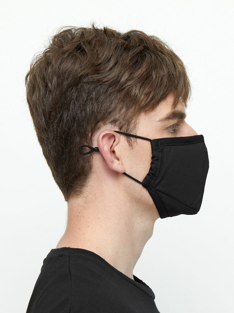 Triple-Layered Protective Face Mask