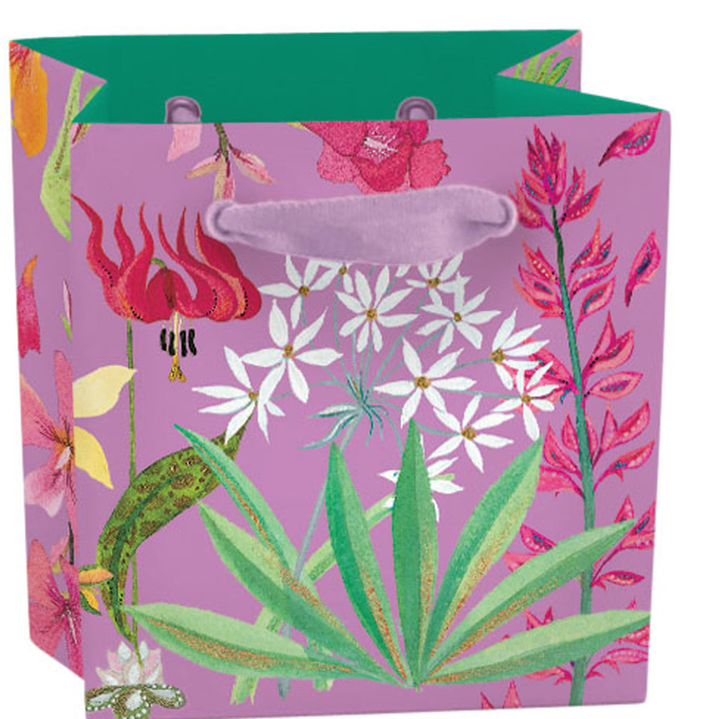 Roger la Borde Abundance Gift bag : mini featuring artwork by Jane Ray