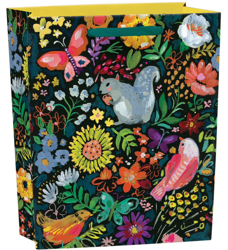 Roger la Borde Wild Batik Gift bag : small featuring artwork by Jennifer Orkin Lewis