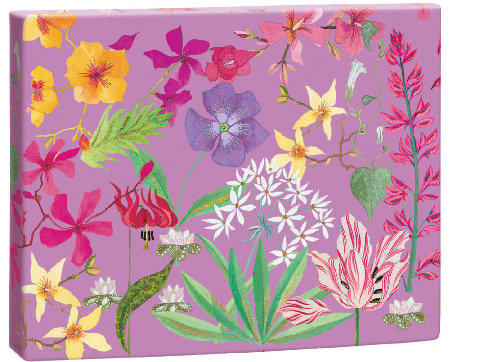 Roger la Borde Abundance Chic Notecard Box featuring artwork by Jane Ray