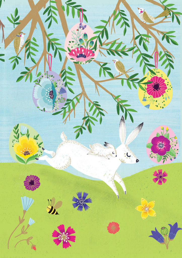 Roger la Borde Summer Forrest Standard card featuring artwork by Antoana Oreski