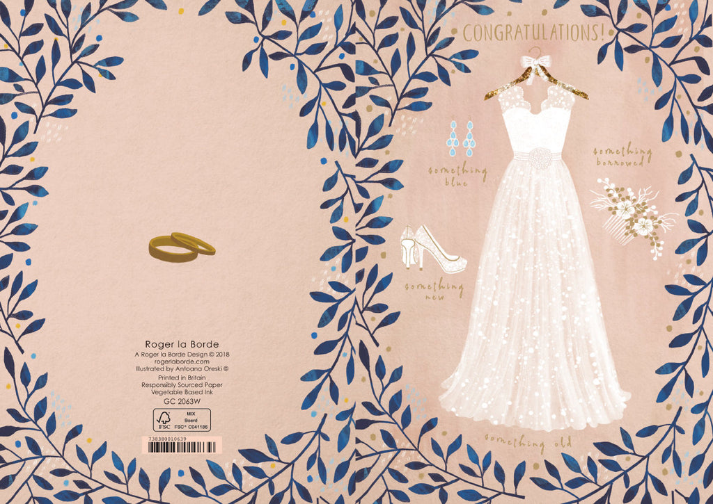 Roger la Borde Wedding Time Standard card featuring artwork by n/a