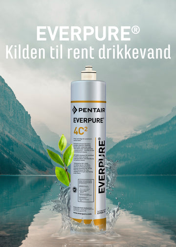 Pentair EVERPURE® AC² og 4C²