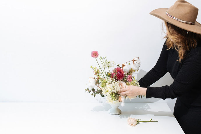 Finding the perfect retail florist