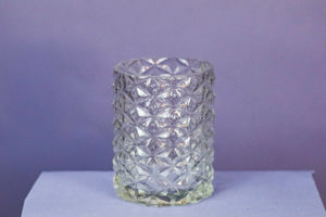 Cut Glass Vase