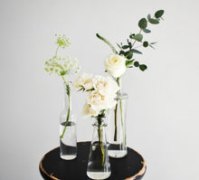 Load image into Gallery viewer, Bud vases (cluster of 3)