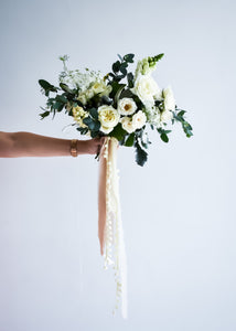 Silk + Velvet Ribbon for bouquets