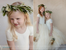 Load image into Gallery viewer, Flower Crown (Child)