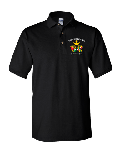 Polo Shirt • Black