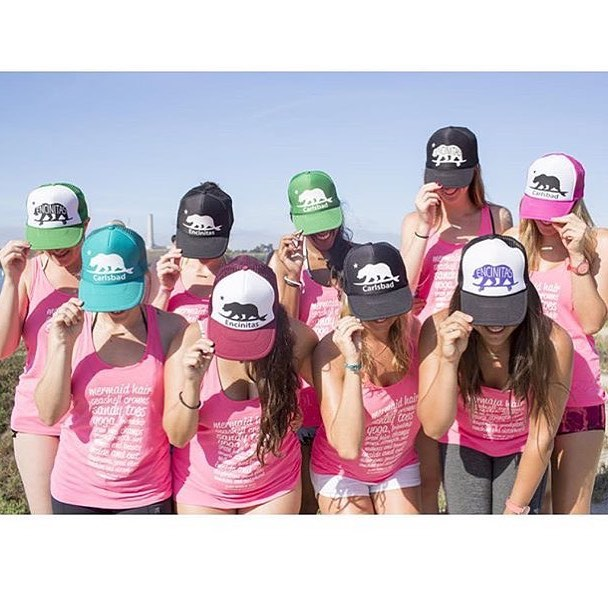 Pacific Coast Apparel - community support - Encinitas, California