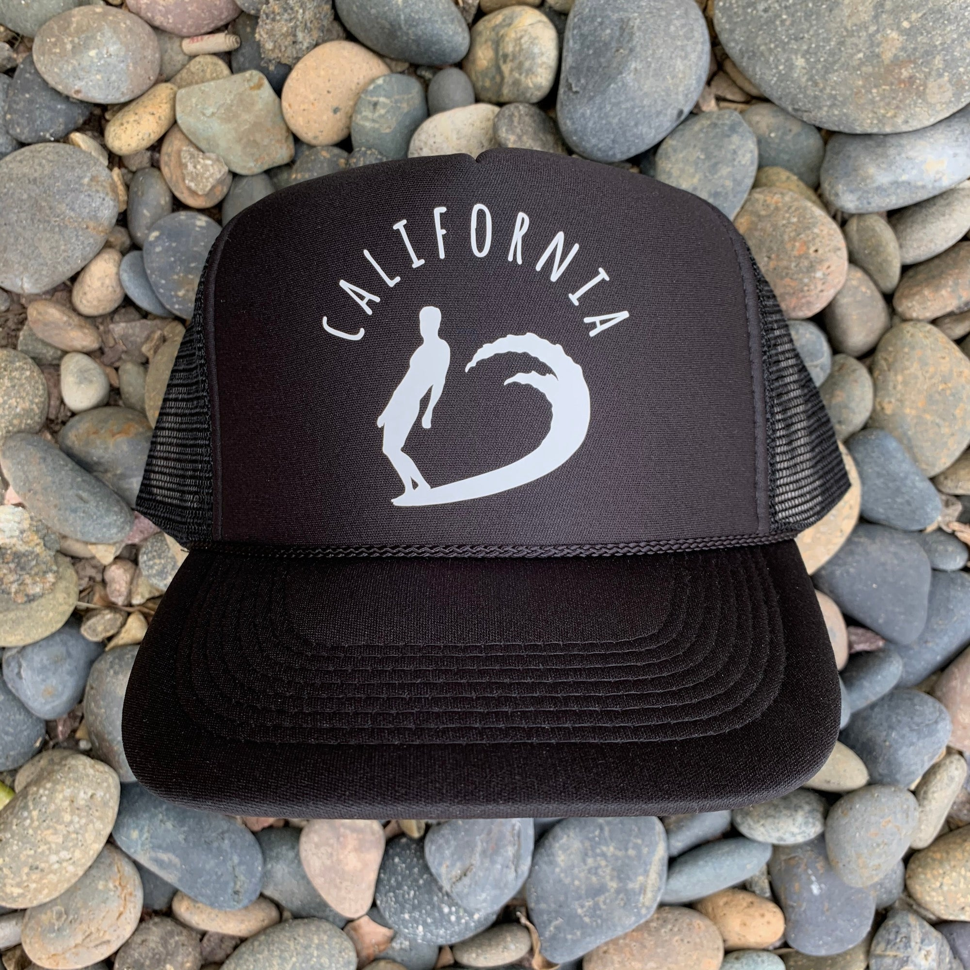 California Noserider - Trucker Hat