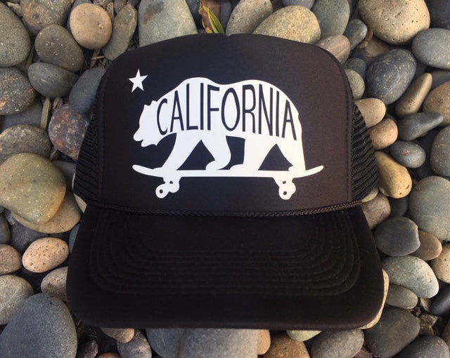 California Skate Bear