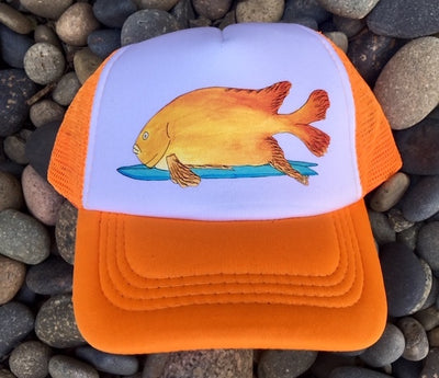 Fish on a Fish - Hat