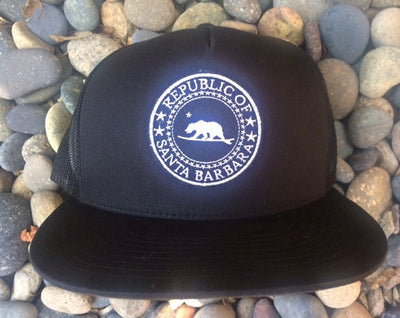 Republic of Santa Barbara - premium trucker