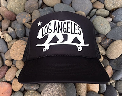 Los Angeles Skate Bear