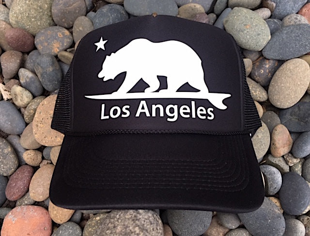 Los Angeles Surf Bear