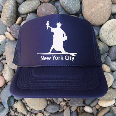 New York City - Surf Liberty