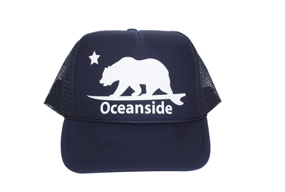 Oceanside Surfing Bear
